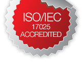 ISO/IEC: 17025 REGISTERED